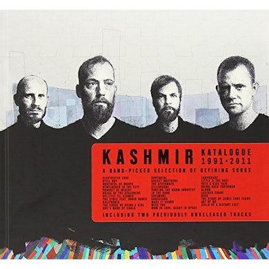 Kashmir KATALOGUE 1991-11 CD