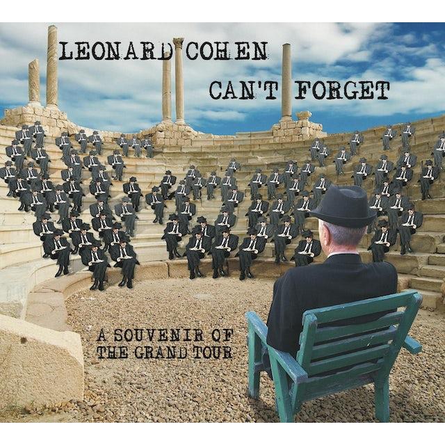 Leonard Cohen CAN'T FORGET: A SOUVENIR OF THE GRAND TOUR CD