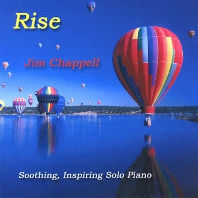 Jim Chappell RISE CD