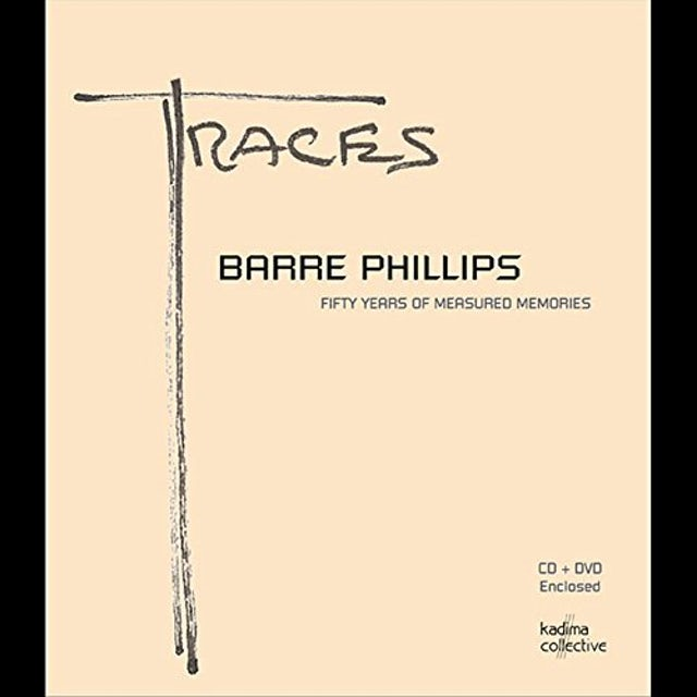 Barre Phillips TRACES CD