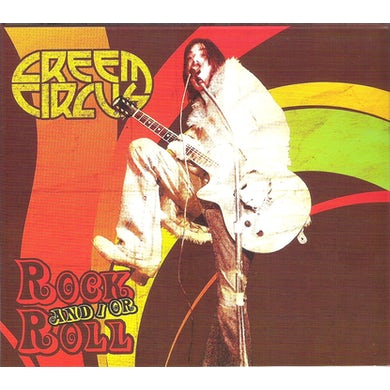 Creem Circus ROCK AND / OR ROLL CD