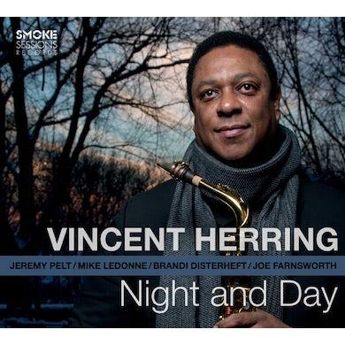 Vincent Herring NIGHT & DAY CD