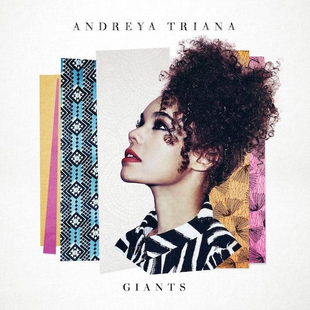 Andreya Triana GIANTS CD