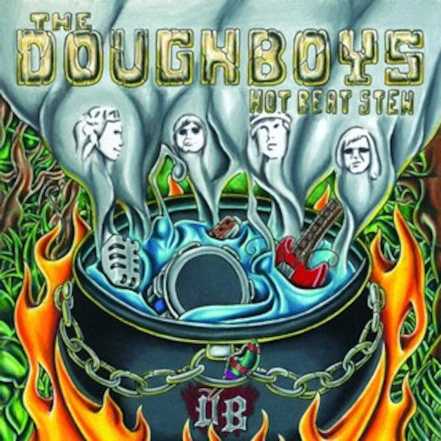 Doughboys HOT BEAT STEW CD