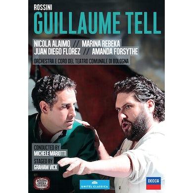 Juan Diego Florez ROSSINI GUILLAUME TELL Blu-ray