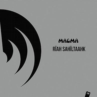 Riah Sahiltaahk MAGMA Vinyl Record