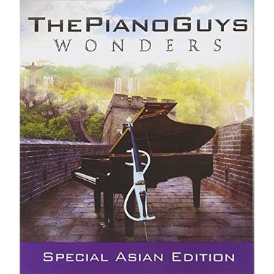 The Piano Guys WONDERS: SPECIAL ASIAN EDITION CD