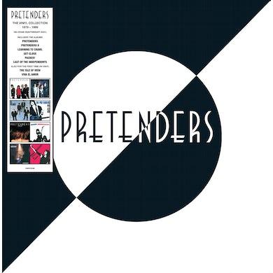 The Pretenders VINYL BOX SET Vinyl Record