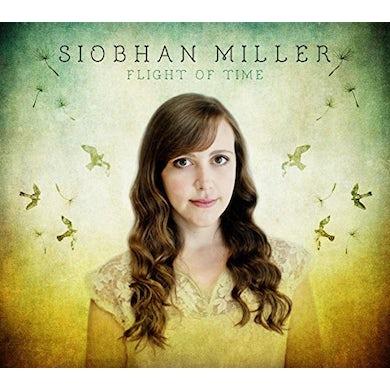 Siobhan Miller FLIGHT OF TIME CD