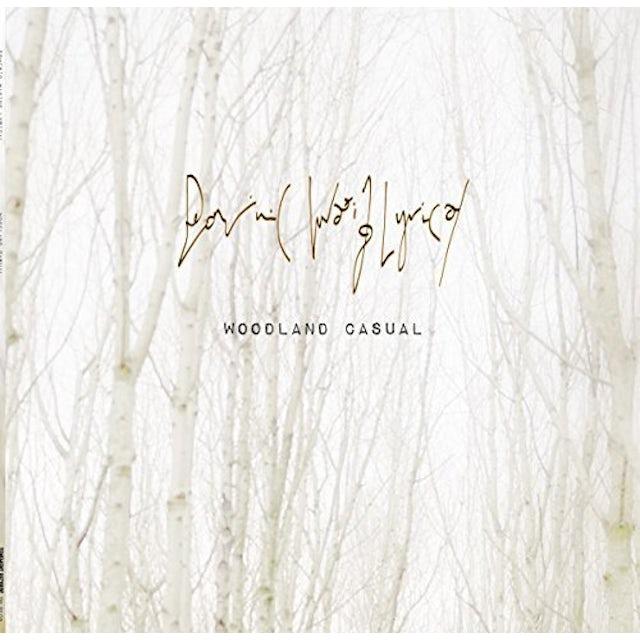 DOMINIC WAXING LYRIC WOODLAND CASUAL CD
