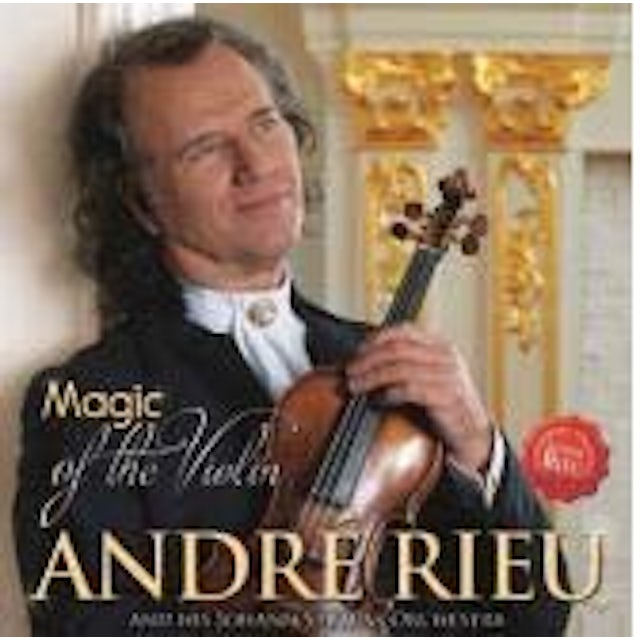 Andre Rieu MAGIC OF THE VIOLIN CD