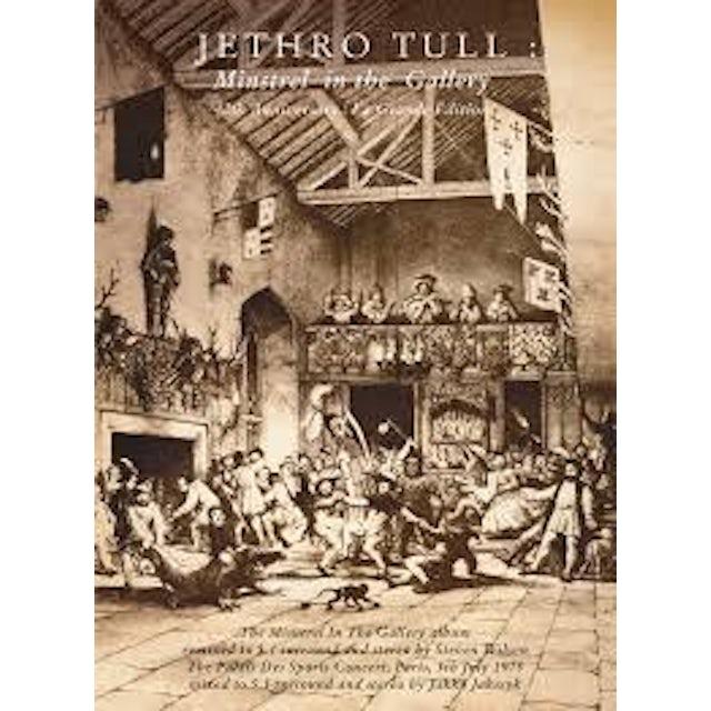 Jethro Tull MINSTREL IN THE GALLERY 40TH ANNIVERSARY LA GRANDE CD