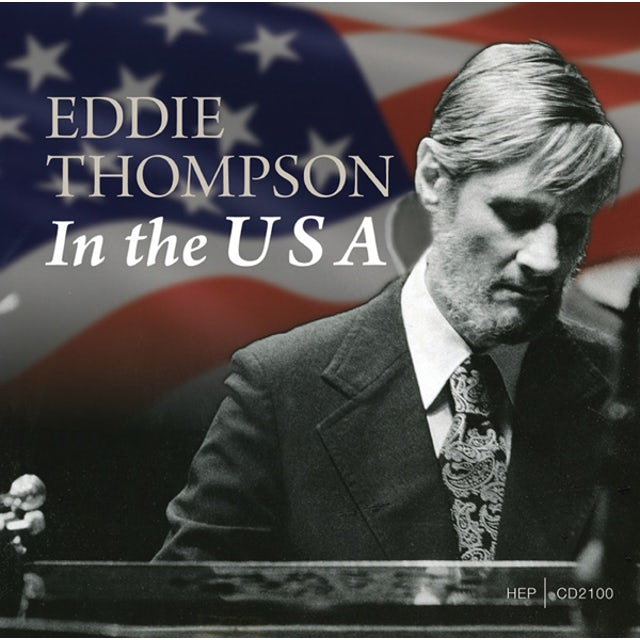 Eddie Thompson IN THE USA CD