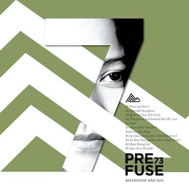 Prefuse 73 RIVINGTON NAO RIO CD