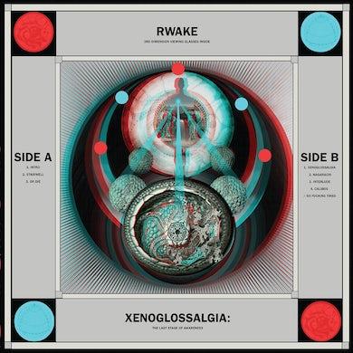 Rwake XENOGLOSSALGIA: THE LAST STAGE OF AWARENESS Vinyl Record