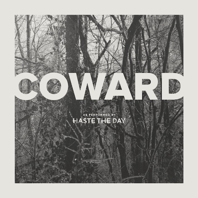 Haste the Day COWARD CD