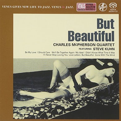 BUT BEAUTIFUL Super Audio CD