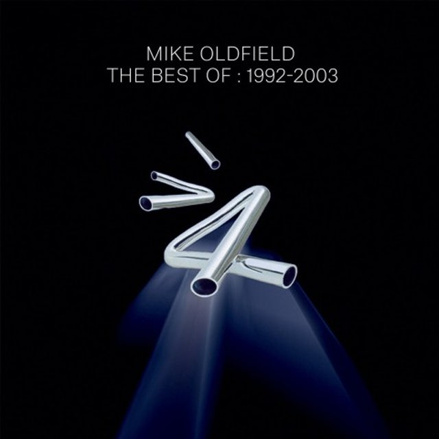 BEST OF MIKE OLDFIELD: 1992-03 CD