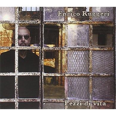 Enrico Ruggeri PEZZI DI VITA CD
