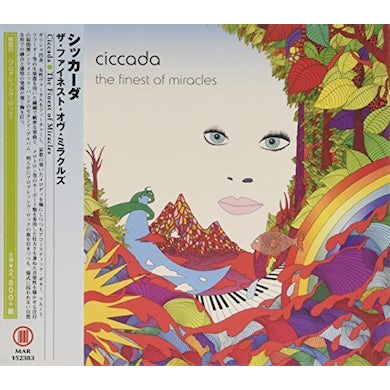 Ciccada FINEST OF MIRACLES CD