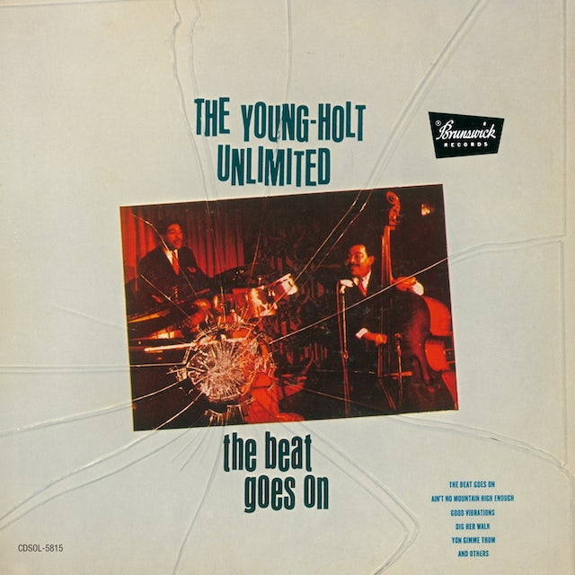 Young Holt Unlimited BEAT GOES ON CD