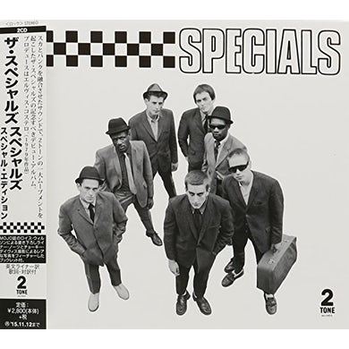 The Specials SPECIAL EDITION CD