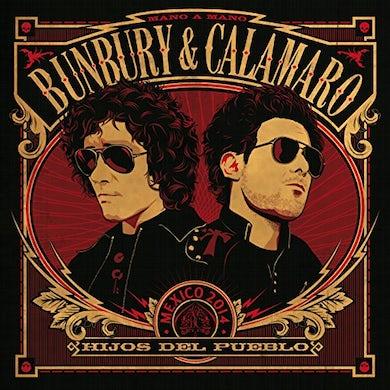 BUNBURY & CALAMARO HIJOS DEL PUEBLO CD
