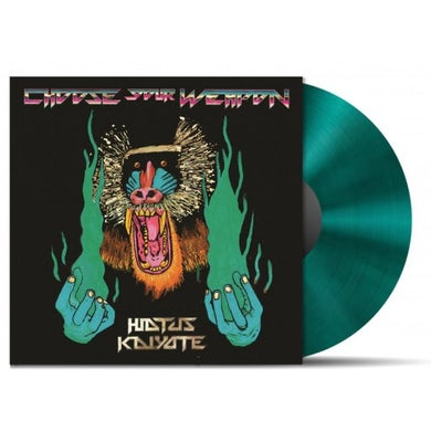 Hiatus Kaiyote CHOOSE YOUR WEAPON Vinyl Record - 180 Gram Pressing