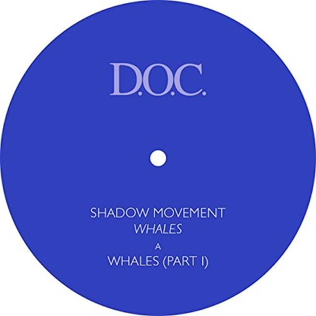 Shadow Movement WHALES PART 1 & PART 2 Vinyl Record