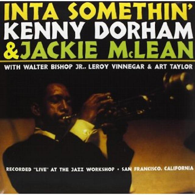 Kenny Dorham and Jackie McLean INTA SOMETHIN' Vinyl Record