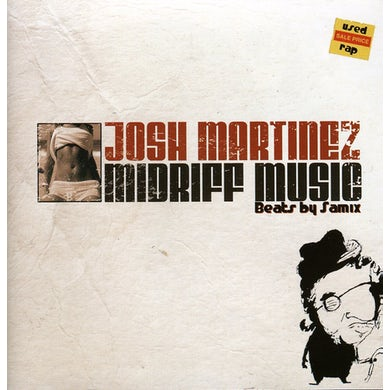 Josh Martinez MIDRIFF MUSIC CD