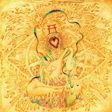 Acid Mothers Temple & Melting Paraiso U.F.O. BENZAITEN Vinyl Record