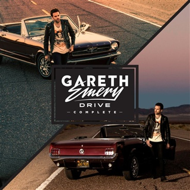Gareth Emery DRIVE-COMPLETE CD