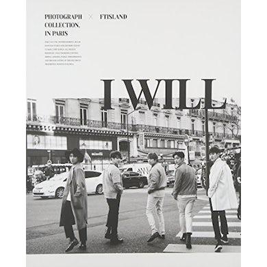 FTISLAND I WILL (VOL.5) SPECIAL EDITION CD