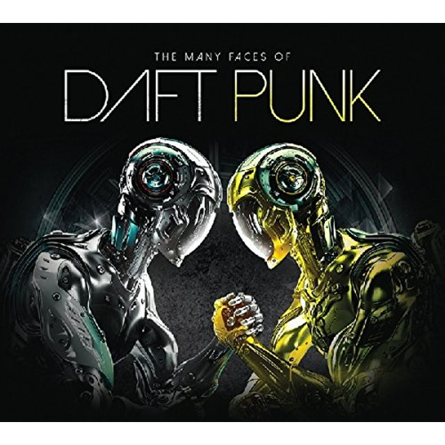 MANY FACES OF DAFT PUNK CD