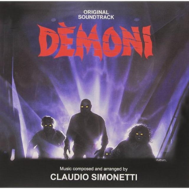 Claudio Simonetti's Goblin DEMONI Vinyl Record