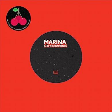 Marina & The Diamonds BETTER THAN THAT / CAN'T PIN ME DOWN Vinyl Record
