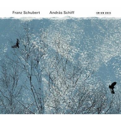 Andras Schiff FRANZ SCHUBERT CD