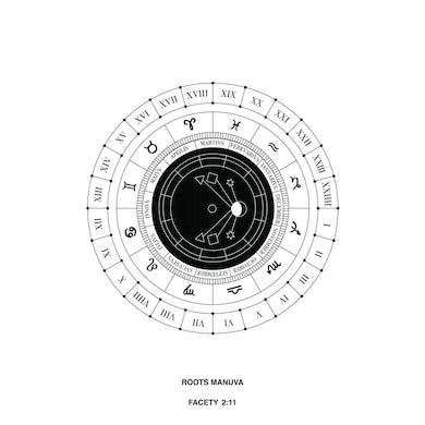 Roots Manuva FACETY 2:11 Vinyl Record