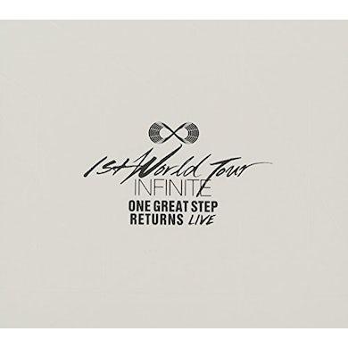 ONE GREAT STEP RETURNS LIVE ALBUM CD