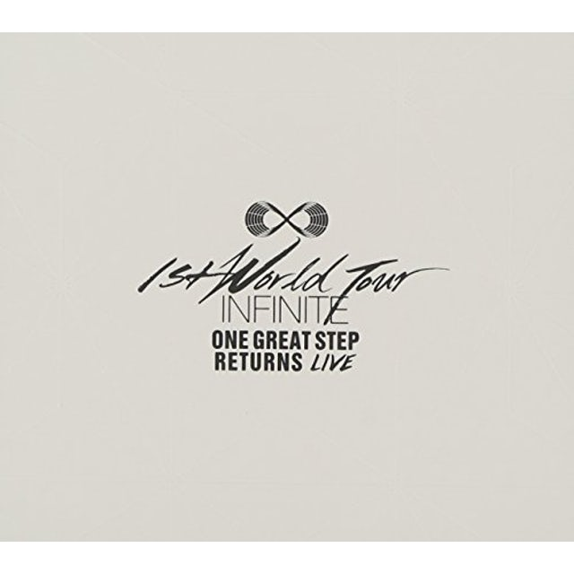 Infinite ONE GREAT STEP RETURNS LIVE ALBUM CD