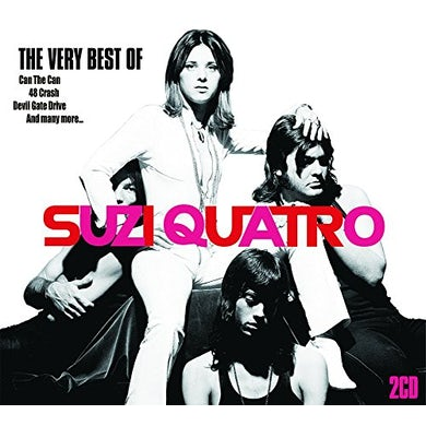 Suzi Quatro VERY BEST OF CD