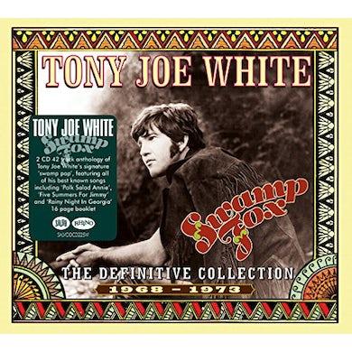 Tony Joe White SWAMP FOX: THE DEFINITIVE COLLECTION 1968-73 CD