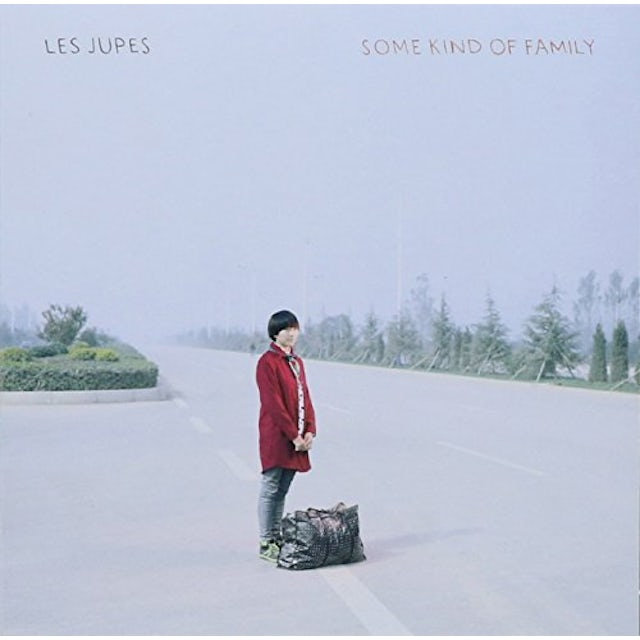 Les Jupes SOME KIND OF FAMILY CD