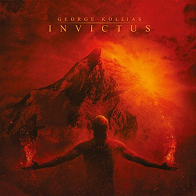GEORGE KOLLIAS INVICTUS (TRANSPARENT RED VINYL) Vinyl Record
