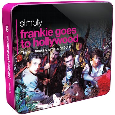 SIMPLY FRANKIE GOES TO HOLLYWOOD CD