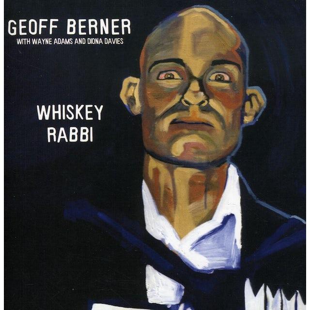 Geoff Berner WHISKEY RABBI CD