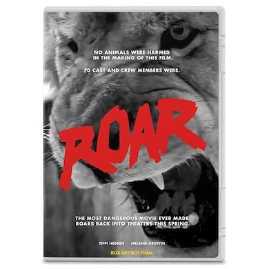 ROAR DVD