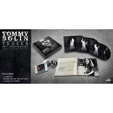Tommy Bolin TEASER: 40TH ANNIVERSARY VINYL EDITION Vinyl Record - w/CD Box Set