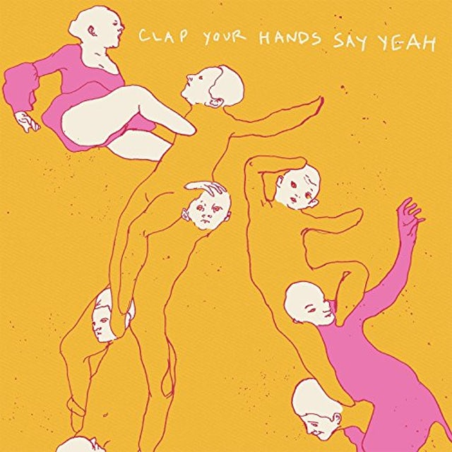 Clap Your Hands Say Yeah Vinyl Record